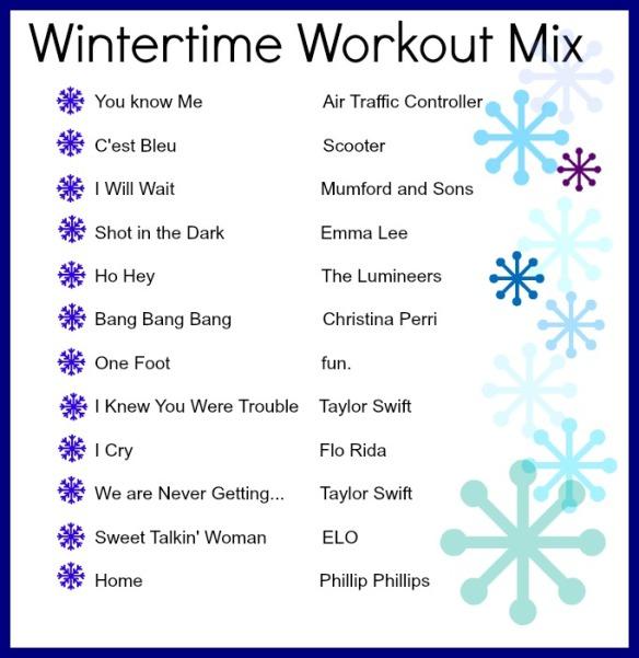 winter mix